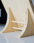 CHISEL-iPad-stand-bamboo-modern-iskelter