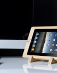 CHISEL-iPad-stand-dock-modern-iskelter