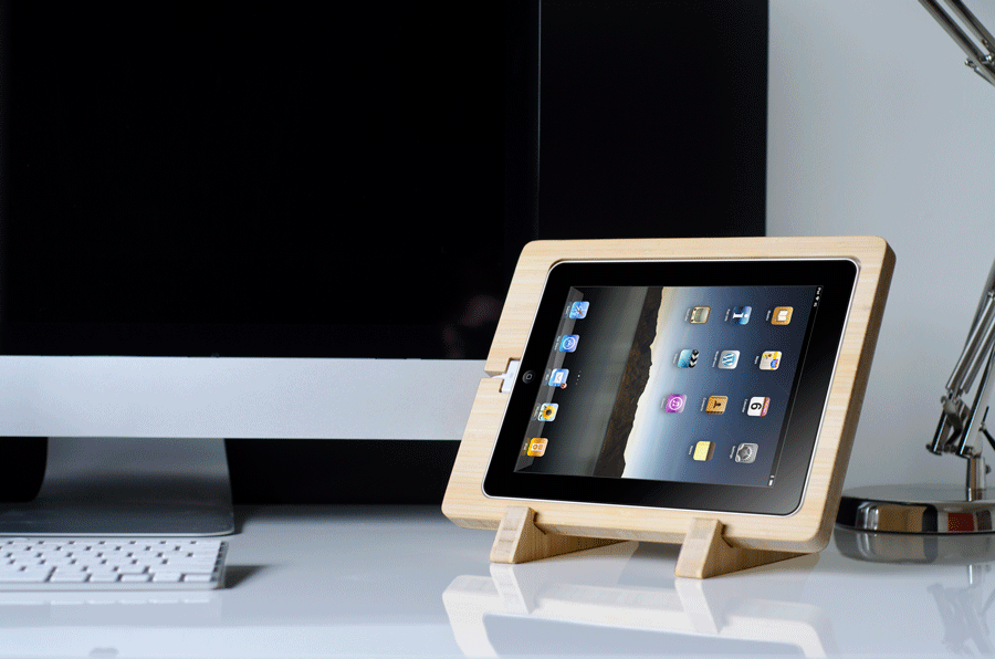 iPad Dock: For Versions 2, 3, & 4
