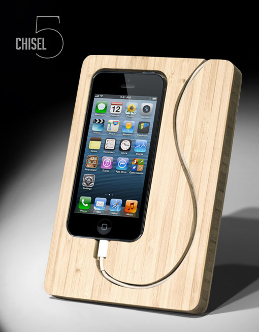 chisel-iphone-5-dock