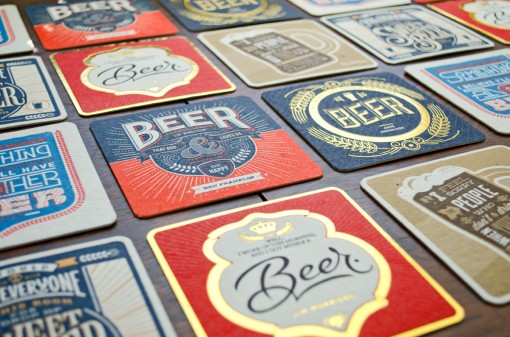 Complete Coaster Set: The World\'s Greatest Beer Coasters | iSkelter ...